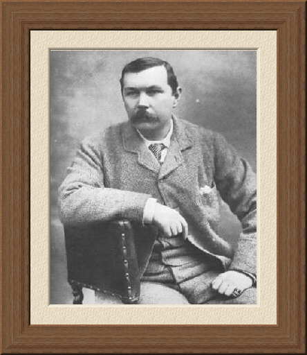 The Diogenes Club:  Sir Arthur Ignatius Conan Doyle, Honorary Member